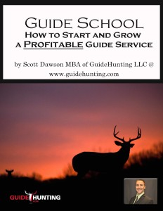 Guide School Ebook Cover With Deer Low Res