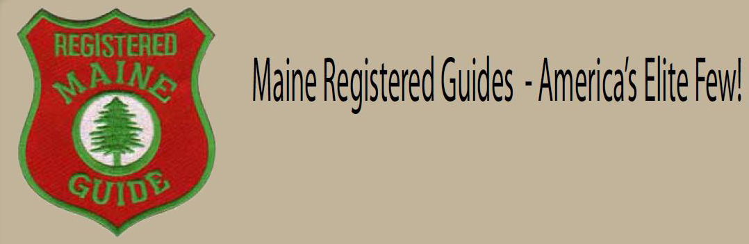 Maine Guide School Elete Few